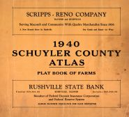 Title Page, Schuyler County 1940